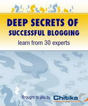 Deep Secrets of Successful Blogging