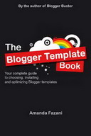 Free eBook: The Blogger Template Book