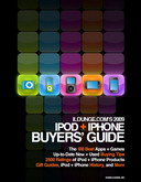 Free eBook: 2009 iPod + iPhone Buyer's Guide