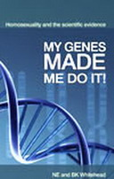 Free eBook: My Genes Made Me Do It!
