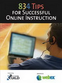 Free eLearning eBook: 834 Tips for Successful Online Instruction