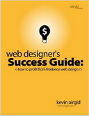 Free eBook: Web Designer's Success Guide