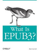 Free eBook: What Is EPUB 3?
